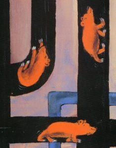 Discurso del oso, de Julio Cortázar