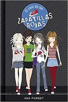 """Libros recomendados para niños de 10 años: """"El club de las zapatillas rojas"""""""